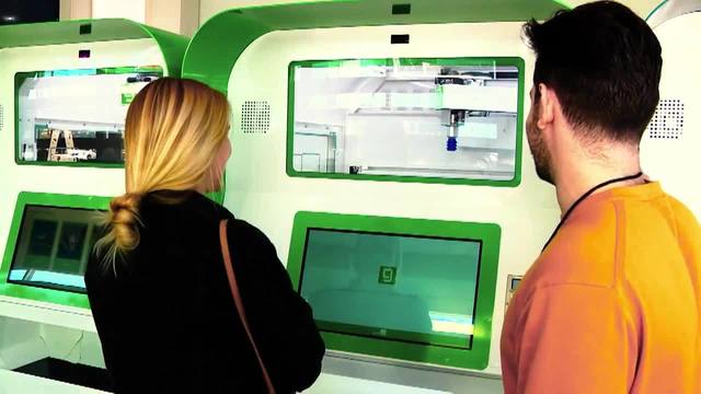 Customers skip dispensary lines with 'smart' marijuana vending machine in Los Angeles